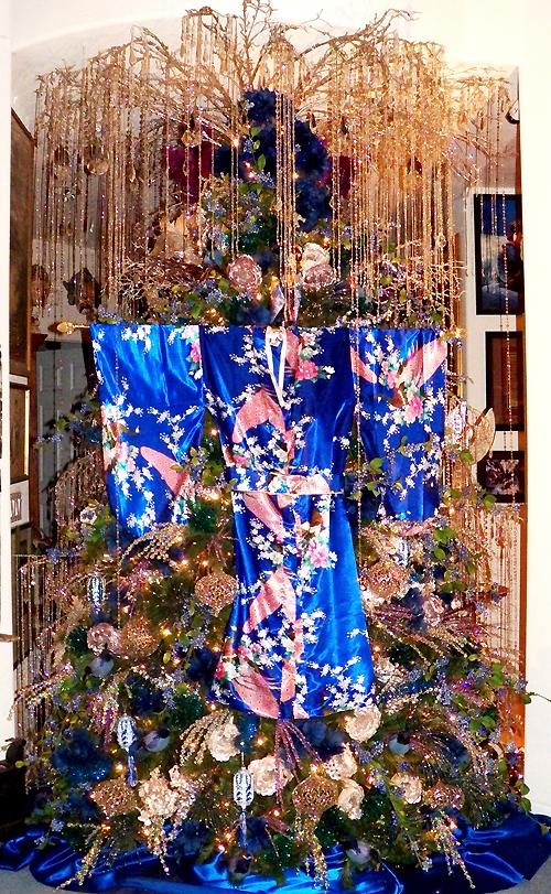 Geisha Tree with Yukata