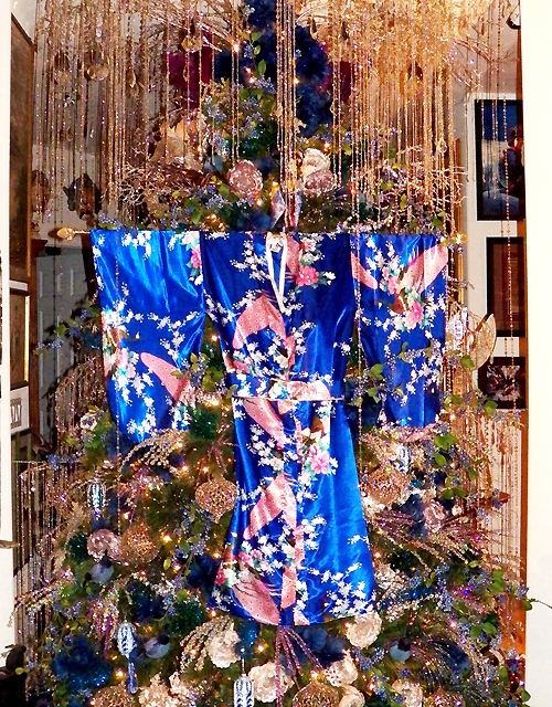 Geisha Tree with Yukata