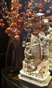 Chinese Lantern Branches